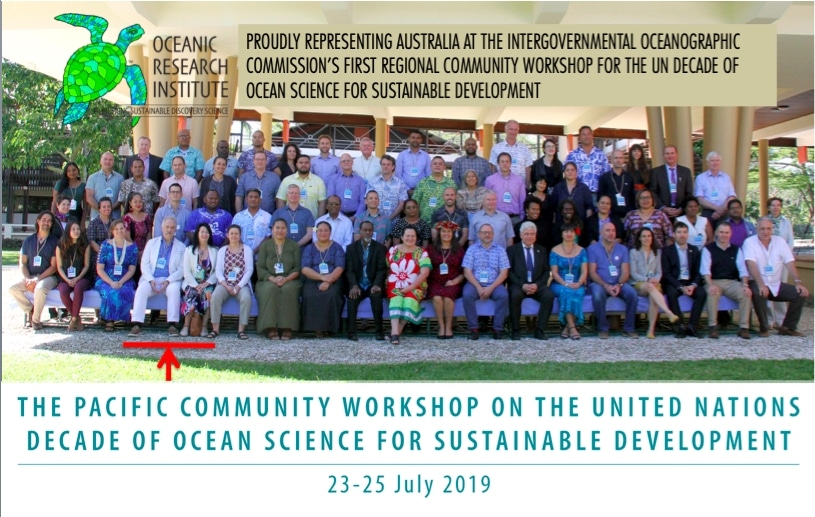 ORI partners with UN Decade of Ocean Science
